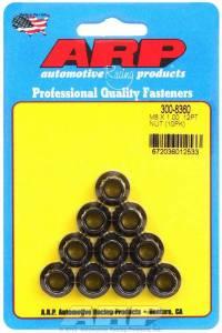ARP #300-8360 8mm x 1.00 12pt. Nuts (10)