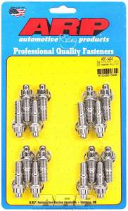 ARP #400-1404 S/S Header Stud Kit - 3/8in x 1.670in OAL (16)