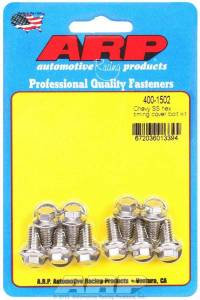 ARP #400-1502 S/S Timing Cover Bolt Kit