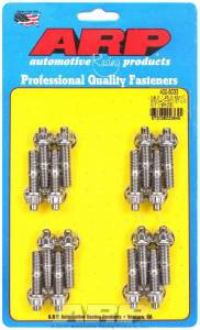ARP #400-8033 S/S Stud & Nut Kit (16) 8mm x 1.25in x  45mm