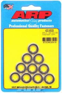 ARP #400-8508 S/S Flat Washers - 3/8 ID x .720 OD (10)