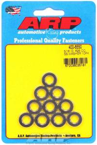 ARP #400-8550 S/S Flat Washers - 5/16 ID x .625 OD (10)