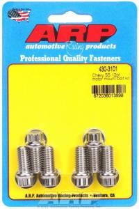 ARP #430-3101 Chevy S/S Motor Mount Bolt Kit - 12pt.