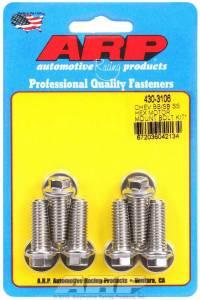 ARP #430-3106 Motor Mount Bolt Kit 6pt. Chevy