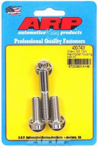 ARP #430-7401 Chevy S/S Thermostat Housing Bolt Kit 12pt.