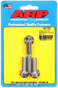 ARP #430-7402 Chevy S/S Thermostat Housing Bolt Kit 6pt.