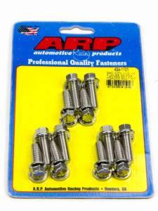 ARP #434-1101 S/S Header Bolt Kit - 6pt. GM LS