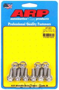 ARP #437-3001 S/S Rear End Cover Bolt Kit - 10-Bolt Chevy