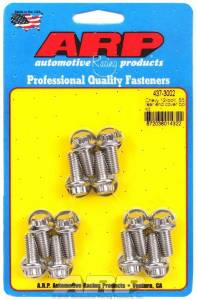 ARP #437-3002 S/S Rear End Cover Bolt Kit - 12-Bolt Chevy