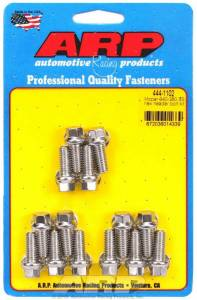 ARP #444-1102 S/S Header Bolt Kit - 5/16 x .750 UHL (14)
