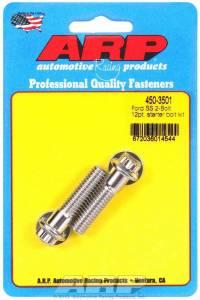 ARP #450-3501 Ford S/S Starter Bolt Kit