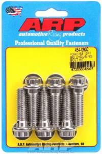 ARP #454-0902 S/S Bellhousing Bolt Kit - 12pt. Ford
