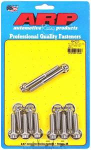 ARP #494-2101 Pontiac S/S Intake Bolt Kit 12pt.