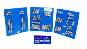 ARP #534-9602 SBC S/S Complete Engine Fastener Kit 6pt.