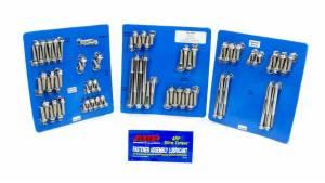 ARP #534-9603 SBC S/S Complete Engine Fastener Kit 6pt.