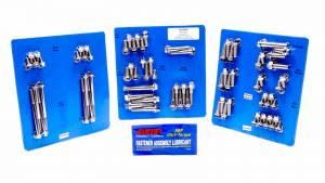 ARP #534-9604 SBC S/S Complete Engine Fastener Kit 6pt.
