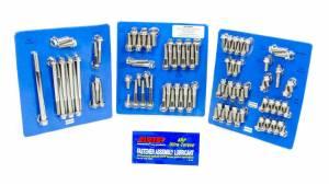 ARP #555-9501 BBF S/S Complete Engine Fastener Kit 12pt.