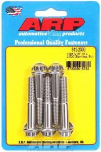 ARP #612-2000 S/S Bolt Kit - 12pt. (5) 5/16-18 x 2.000