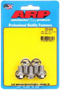 ARP #623-0500 S/S Bolt Kit - 6pt. (5) 3/8-16 x .500