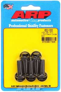 ARP #652-1000 Bolt Kit - 6pt. (5) 3/8-16 x 1.000