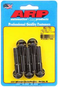ARP #652-1750 Bolt Kit - 6pt. (5) 3/8-16 x 1.750