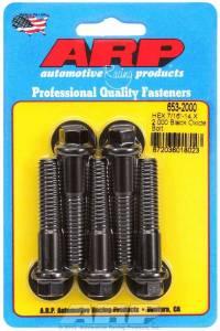 ARP #653-2000 Bolt Kit - 6pt. (5) 7/16-14 x 2.000