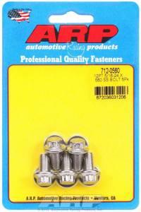 ARP #712-0560 S/S Bolt Kit - 12pt. (5) 5/16-24 x .560