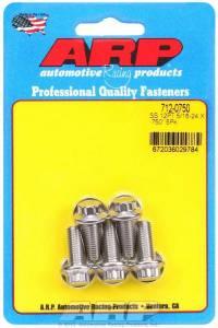 ARP #712-0750 S/S Bolt Kit - 12pt. (5) 5/16-24 x .750