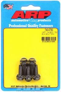 ARP #740-0750 Bolt Kit - 12pt. (5) 1/4-28 x .750