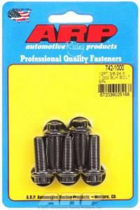 ARP #742-1000 Bolt Kit - 12pt. (5) 3/8-24 x 1.000
