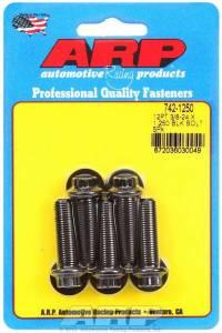 ARP #742-1250 Bolt Kit - 12pt. (5) 3/8-24 x 1.250