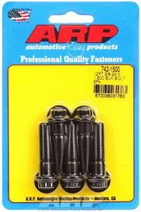 ARP #742-1500 Bolt Kit - 12pt. (5) 3/8-24 x 1.500