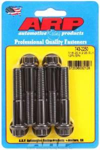 ARP #743-2250 Bolt Kit - 12pt. (5) 7/16-20 x 2.250