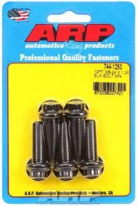 ARP #744-1250 Bolt Kit - 12pt. (5) 3/8-24 x 1.250