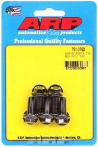 ARP #751-0750 Bolt Kit - 6pt. (5) 5/16-24 x .750