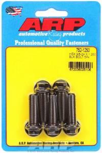 ARP #752-1250 Bolt Kit - 6pt. (5) 3/8-24 x 1.250
