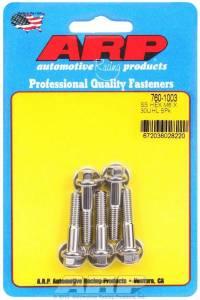 ARP #760-1003 S/S Bolt Kit - 6pt. (5) 6mm x 1.00 x 30mm