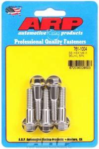 ARP #761-1004 S/S Bolt Kit - 6pt. (5) 8mm x 1.25 x 35mm