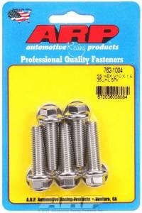 ARP #762-1004 S/S Bolt Kit - 6pt. (5) 10mm x 1.5 x 35mm