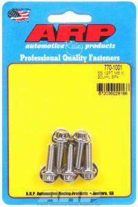 ARP #770-1001 S/S Bolt Kit - 12pt. (5) 6mm x 1.00 x 20