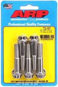 ARP #772-1007 S/S Bolt Kit - 12pt. (5) 10mm x 1.5 x 50mm