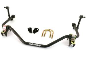 RIDETECH #11249122 Adjustable Rate Rear MuscleBar 1968-1972 GM