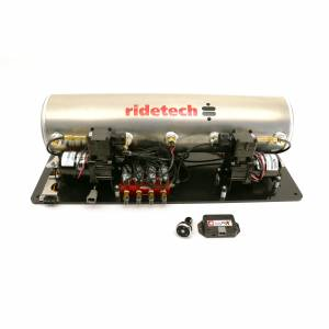 RIDETECH #30414100 5 Gallon AirPod w/ Ride Pro X Control System * Special Deal Call 1-800-603-4359 For Best Price