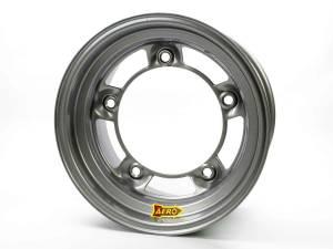 AERO RACE WHEELS #51-080550 15X8 5in. Wide 5 Silver
