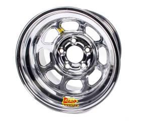 AERO RACE WHEELS #51-285010 15x8 1in 5.00 Chrome