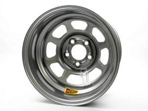 AERO RACE WHEELS #52-084740 15x8 4in 4.75 Silver