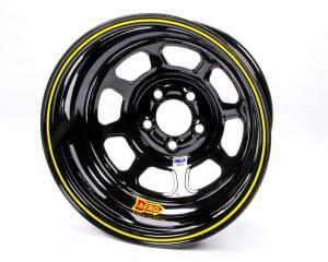 AERO RACE WHEELS #52-184740 15x8 4in 4.75 Black