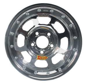 AERO RACE WHEELS #53-284720 15x8 2in 4.75 Chrome