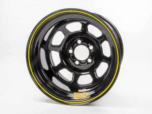 AERO RACE WHEELS #58-105020 15x10 2in 5.00 Black
