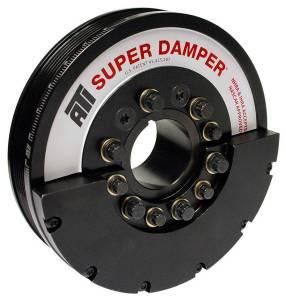 ATI PERFORMANCE #917369 GM Duramax 7.425in Steel Harmonic Damper - SFI